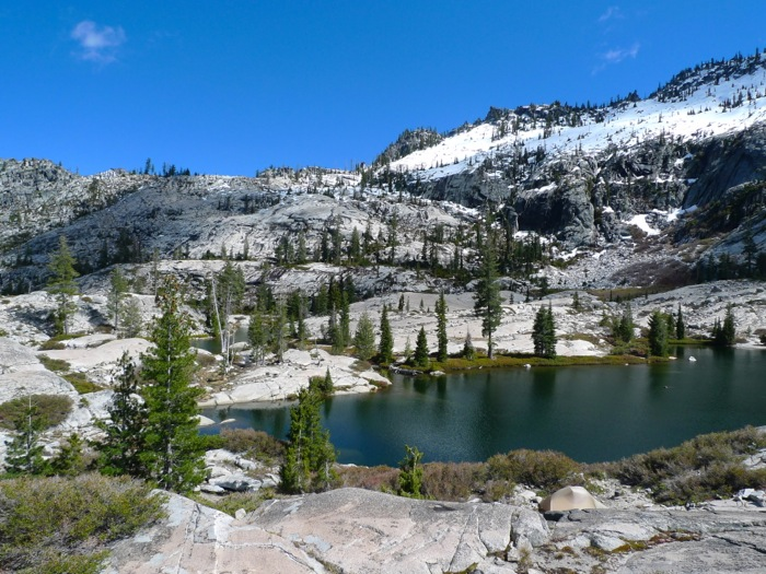 Boulder Creek Lake